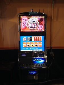 Instant Winner Multi-Game Gambling Machine
